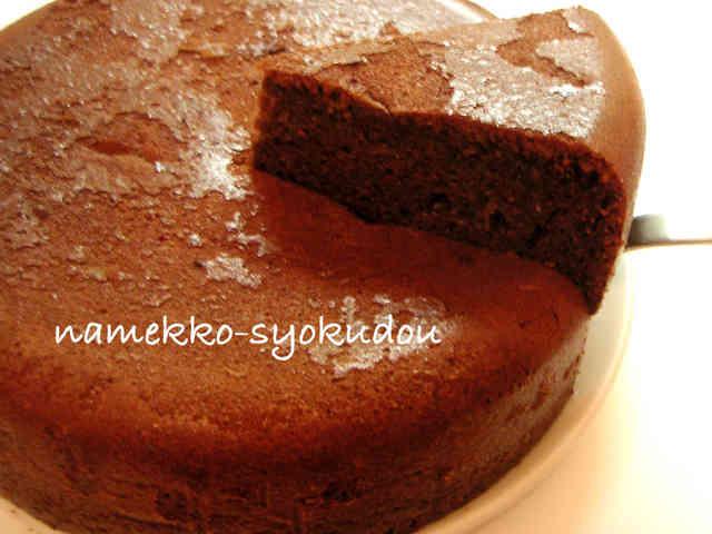 ケーキ 炊飯 器 ミックス ホット